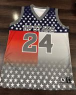 Sublimated Jersey and Shorts Set non-reversible