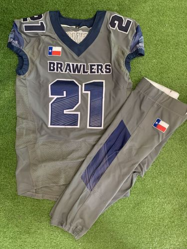 Tackle Twill + Sublimated Combo jersey and pants